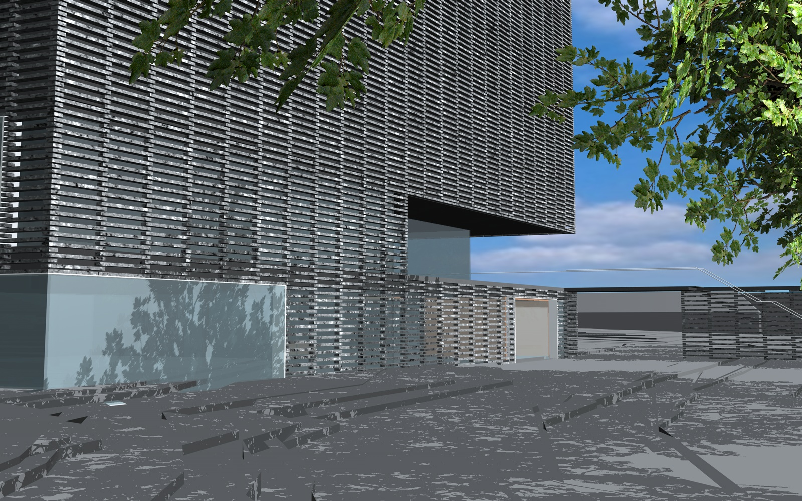 2003 wettbewerb bergwerksarchiv wurm wurm architekten und ingenieure. Black Bedroom Furniture Sets. Home Design Ideas